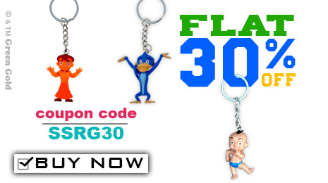 Chhota Bheem Key Chains
