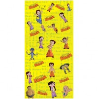 Gift Wrapping Paper - Yellow