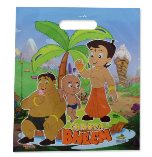 Buy Chhota Bheem Gift Bag Small
