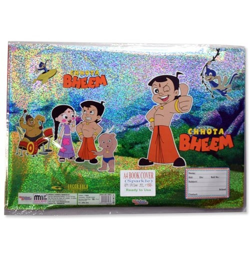 Chhota Bheem Folder Cover