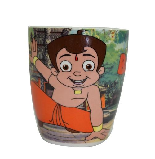 Chhota Bheem Ceramic Mug