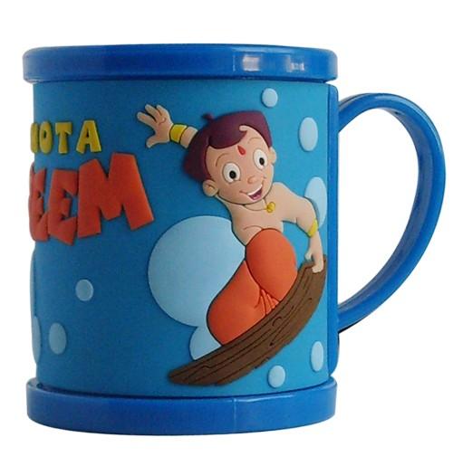Chhota Bheem Blue Mug