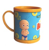 Chhota Bheem and Raju Mug