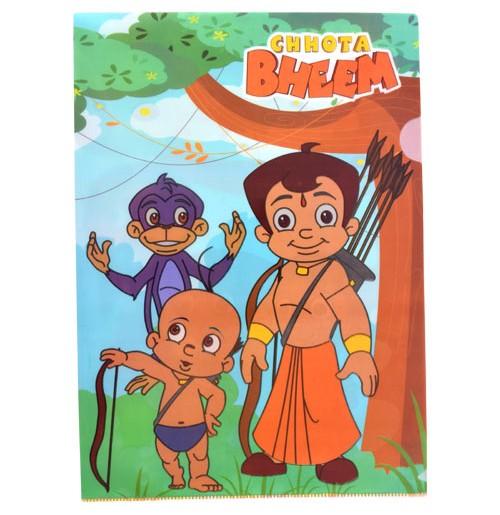 Chhota Bheem L-Folder