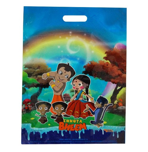 Chhota Bheem D Cut Bag