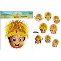 Chhota Bheem and The Throne Of Bali - Masks