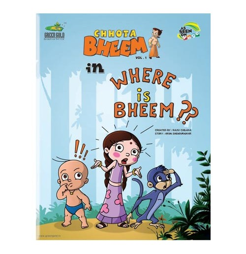 Where is Bheem? - Vol. 1