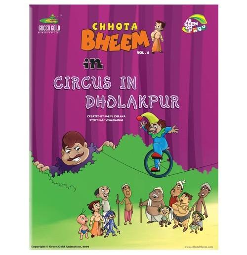 Circus in Dholakpur - Vol. 6