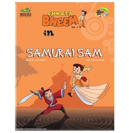 Samurai Sam - Vol. 7