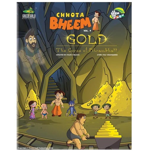 GOLD - The Curse of Bhrambhatt - Vol. 9