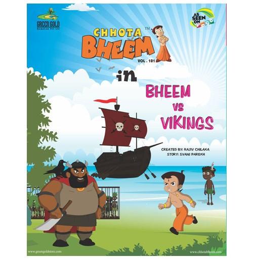 Bheem Vs Vikings - Vol. 101