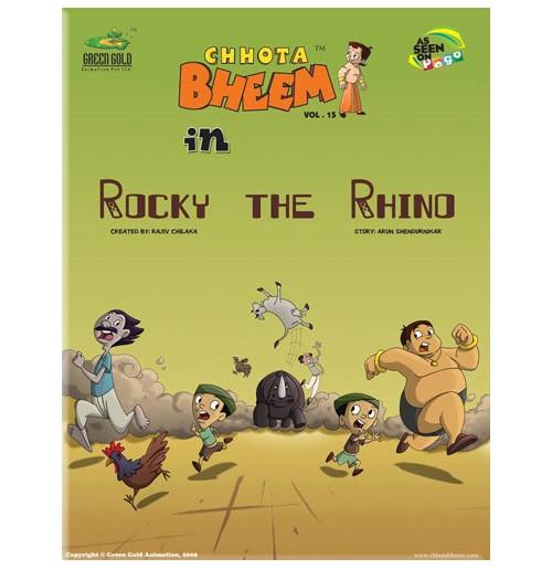 Rocky The Rhino - Vol. 15