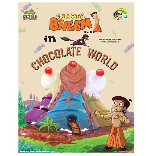 Chocolate World - Vol. 30