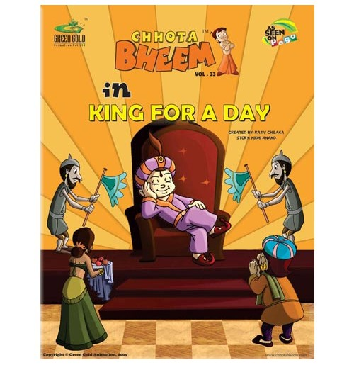 King For a Day - Vol. 33