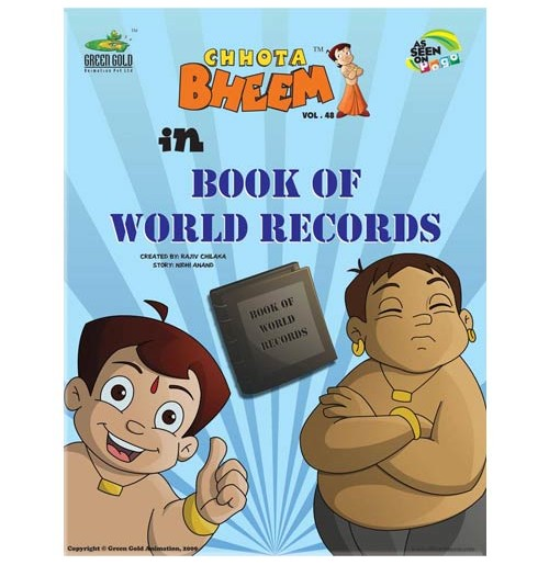 Book of World Records - Vol. 48