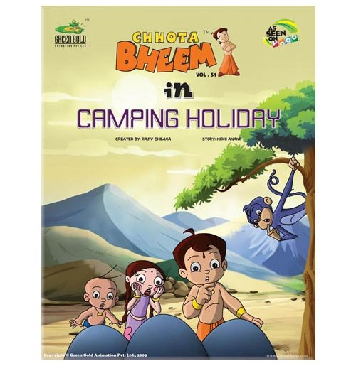 Camping Holiday - Vol. 51