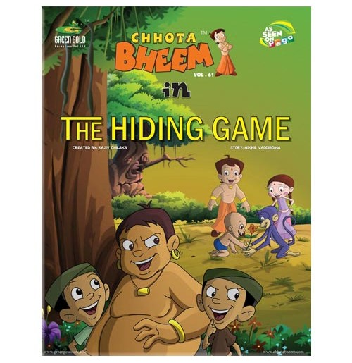 The Hiding Game - Vol. 61