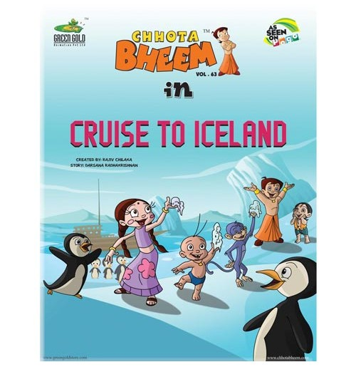 Cruise To Iceland - Vol. 63