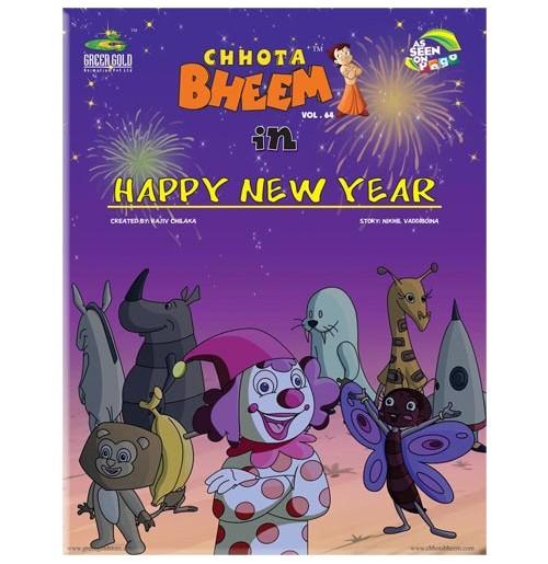 Happy New Year - Vol. 64
