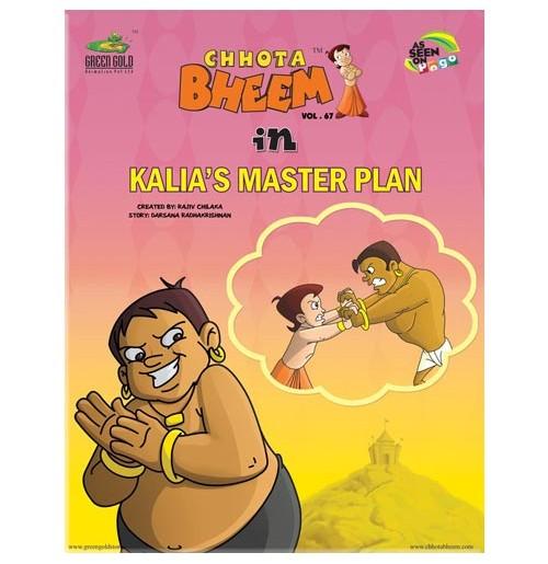 Kalias Master Plan - Vol. 67