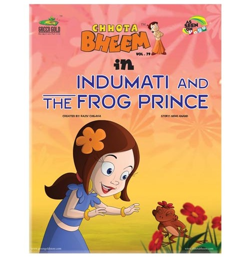 Indumati And The Frog Prince - Vol. 79