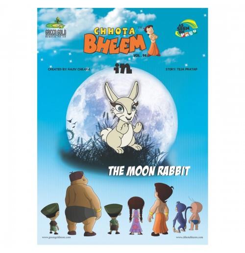 The Moon Rabbit - Vol. 94