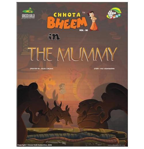 Return Of The Mummy - Vol. 95