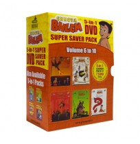 5-IN-1 Combo Pack Vol. 06 - 10