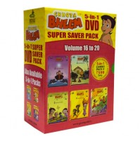 5-IN-1 Combo Pack Vol. 16 - 20