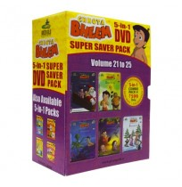 5-IN-1 Combo Pack Vol. 21 - 25