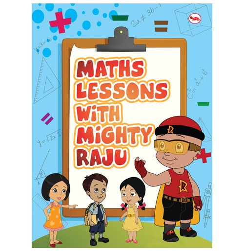 Maths Lessons With Mighty Raju