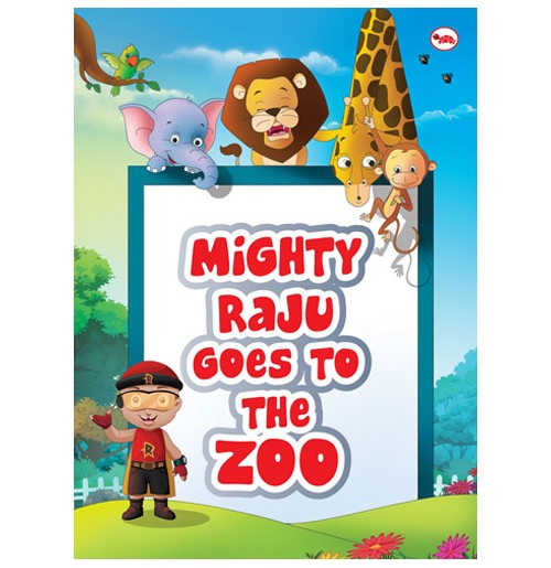 Mighty Raju Goes To The Zoo