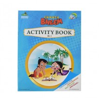 Chhota Bheem Activity Book