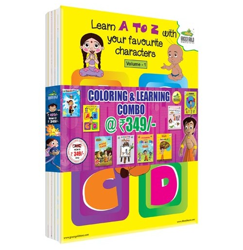 Coloring and Learning Combo