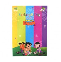 Coloring Book - Chhota Bheem 1