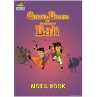 Chhota Bheem & The Throne Of Bali - Note Book