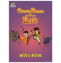Chhota Bheem and The Throne Of Bali - Note Book