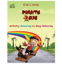 3-IN-1 Book Of Mighty Raju