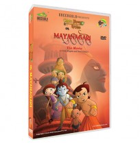Chhota Bheem and Krishna in Mayanagari - Movie