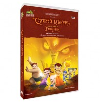 Chhota Bheem and The Curse Of Damyaan - Movie DVD
