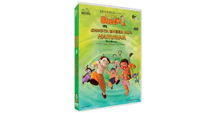 Chhota Bheem Aur Hanuman - Movie