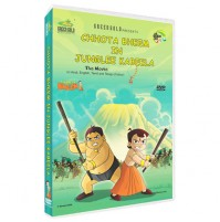 Chhota Bheem In Junglee Kabeela - Movie