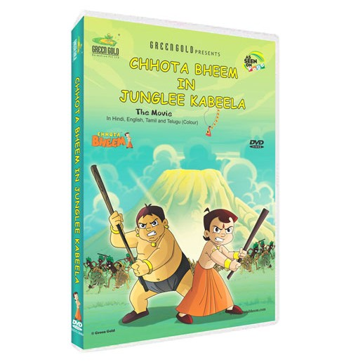 Chhota Bheem In Junglee Kabeela - Movie