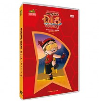 Mighty Raju Rio Calling Dvd - Theatrical Movie