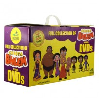 25-IN-1 Chhota Bheem DVD Combo Pack