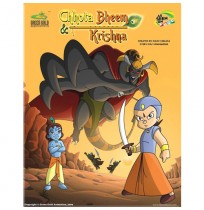Chhota Bheem and Krishna (Special Edition) - Comic