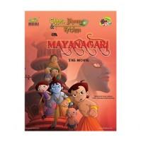 Chhota Bheem and Krishna in Mayanagari - Comic