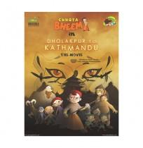 Dholakpur To Kathmandu - Comic