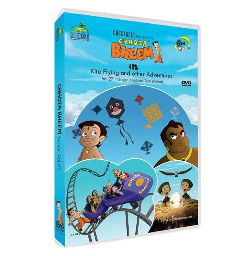 Chhota Bheem DVD - Vol. 27