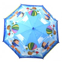 Chhota Bheem Umbrella Blue